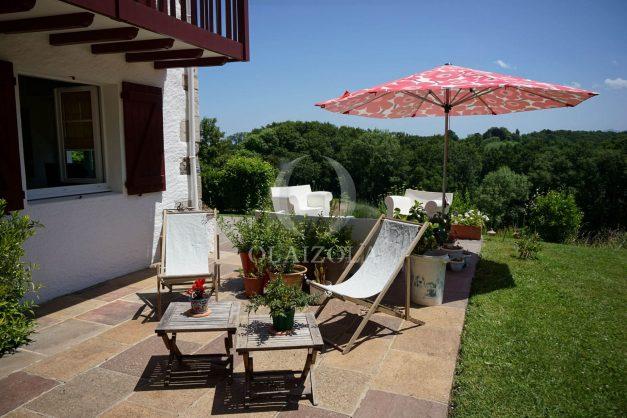 location-vacances-ciboure-urrugne-villa-jardin-campagne-parking-4-chambres-terrasse-plein-sud-ensoleillee-006
