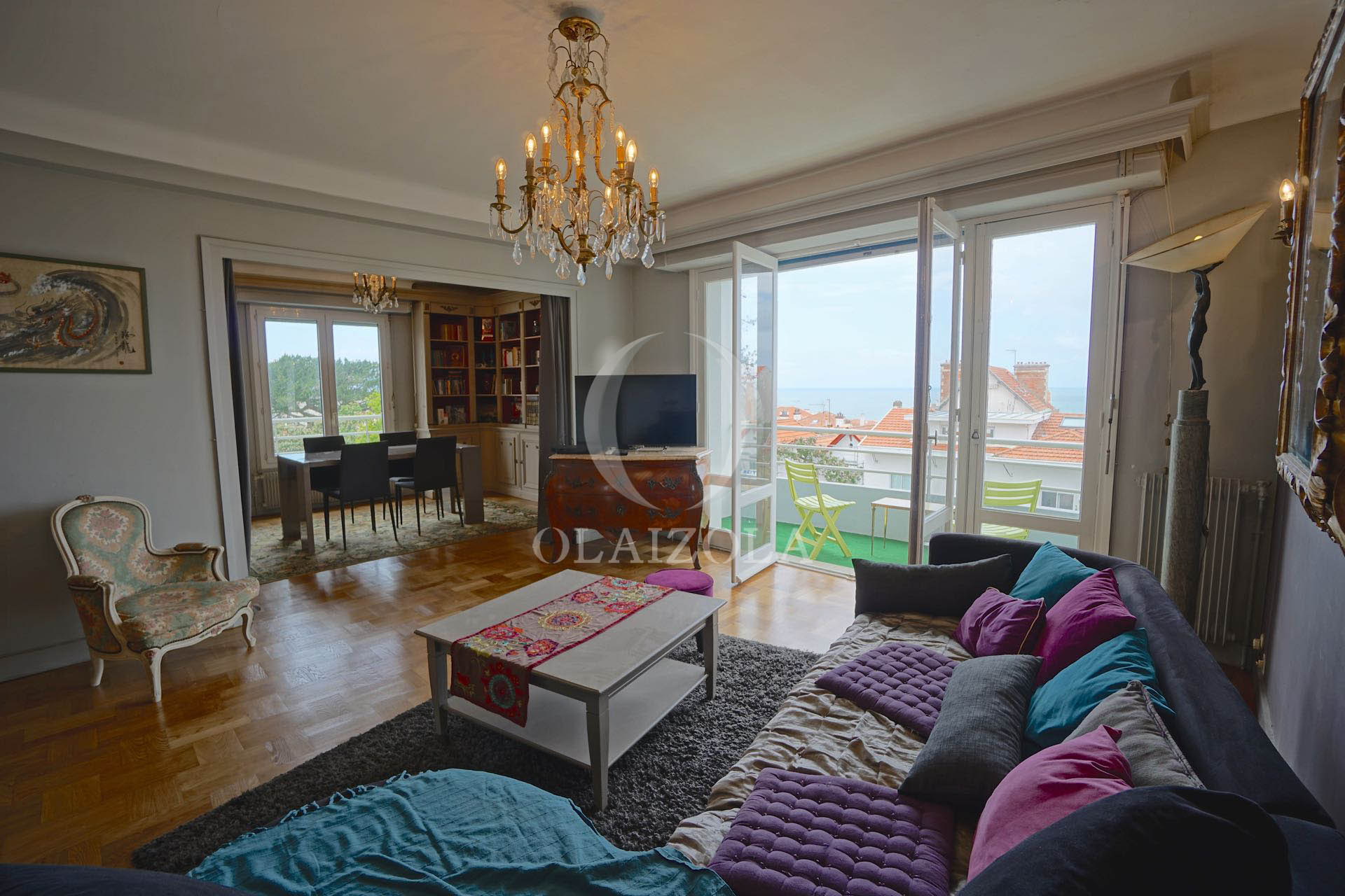 espace tout confort agence olaizola location. Black Bedroom Furniture Sets. Home Design Ideas