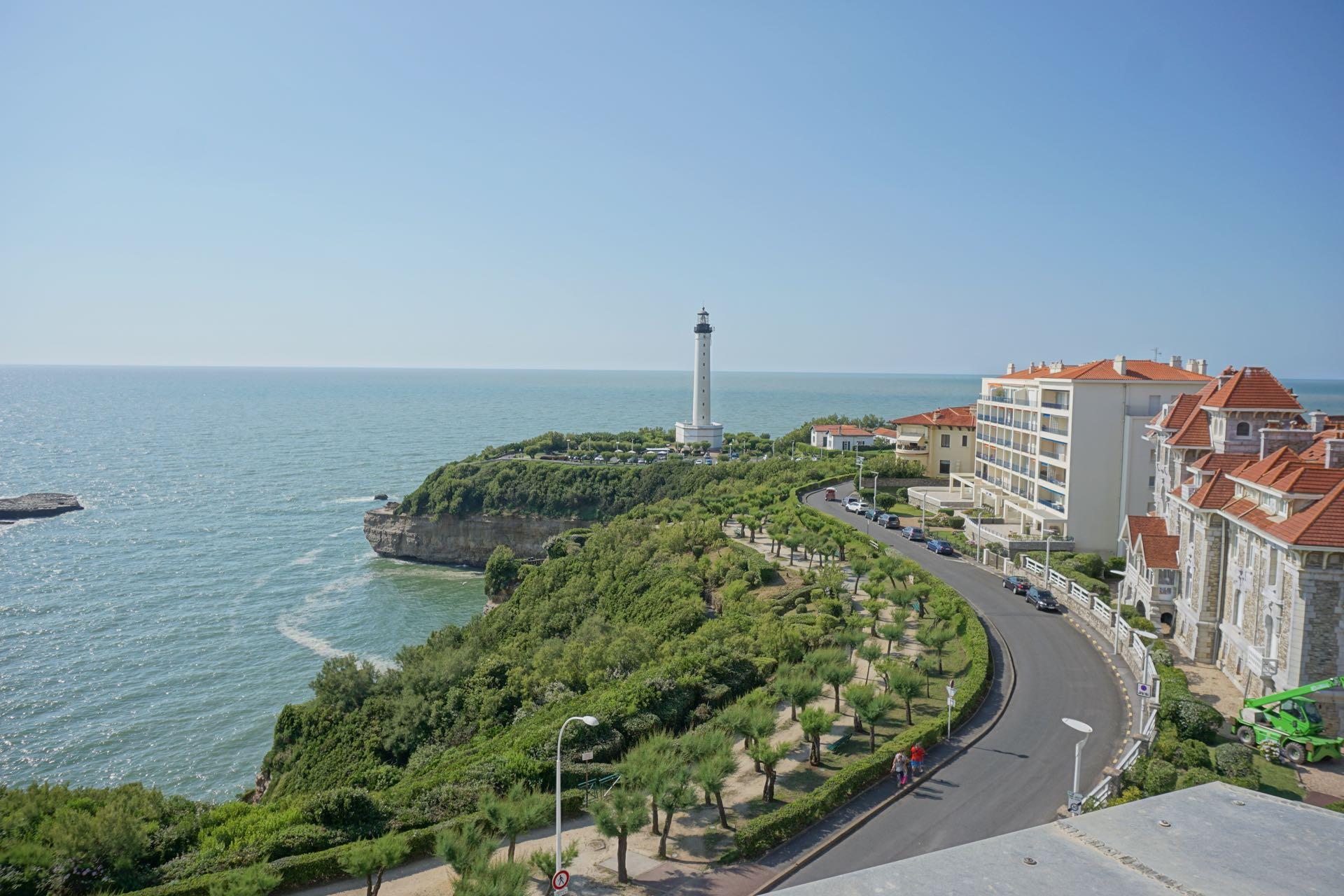 Vue imprenable sur l ocean agence olaizola location - Magnifique appartement de vacances pubillones ...