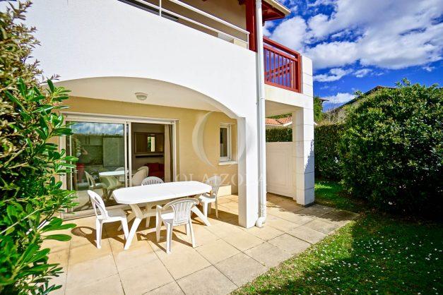 location-vacances-T2-terrasse-piscine-parking-Biarritz-plages-ilbarritz-milady-reix116-plein-sud-plage-a-pied-010