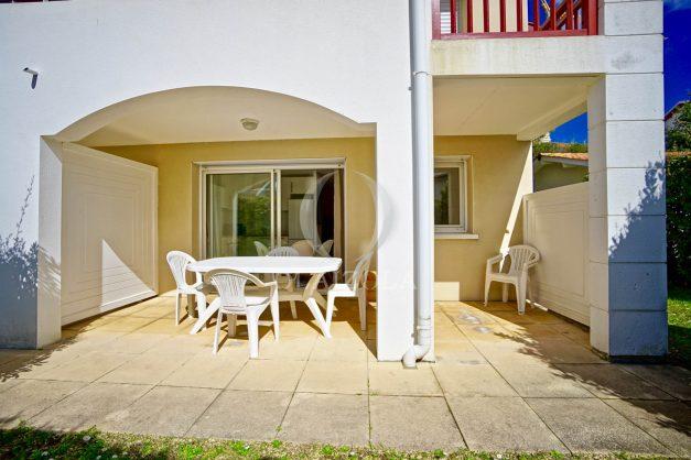 location-vacances-T2-terrasse-piscine-parking-Biarritz-plages-ilbarritz-milady-reix116-plein-sud-plage-a-pied-011