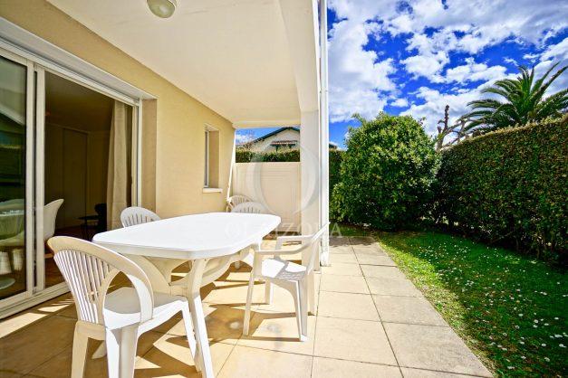 location-vacances-T2-terrasse-piscine-parking-Biarritz-plages-ilbarritz-milady-reix116-plein-sud-plage-a-pied-012