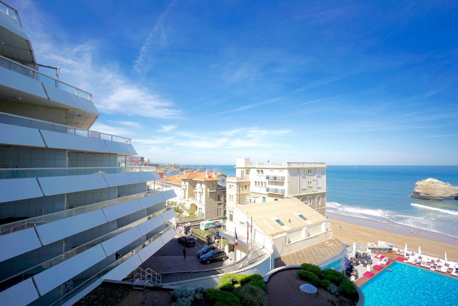 Location Vacances T Biarritz Centre Ville