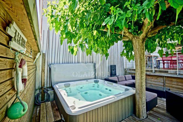 Villa Tout Confort Jacuzzi Et Sauna Agence Olaizola Location