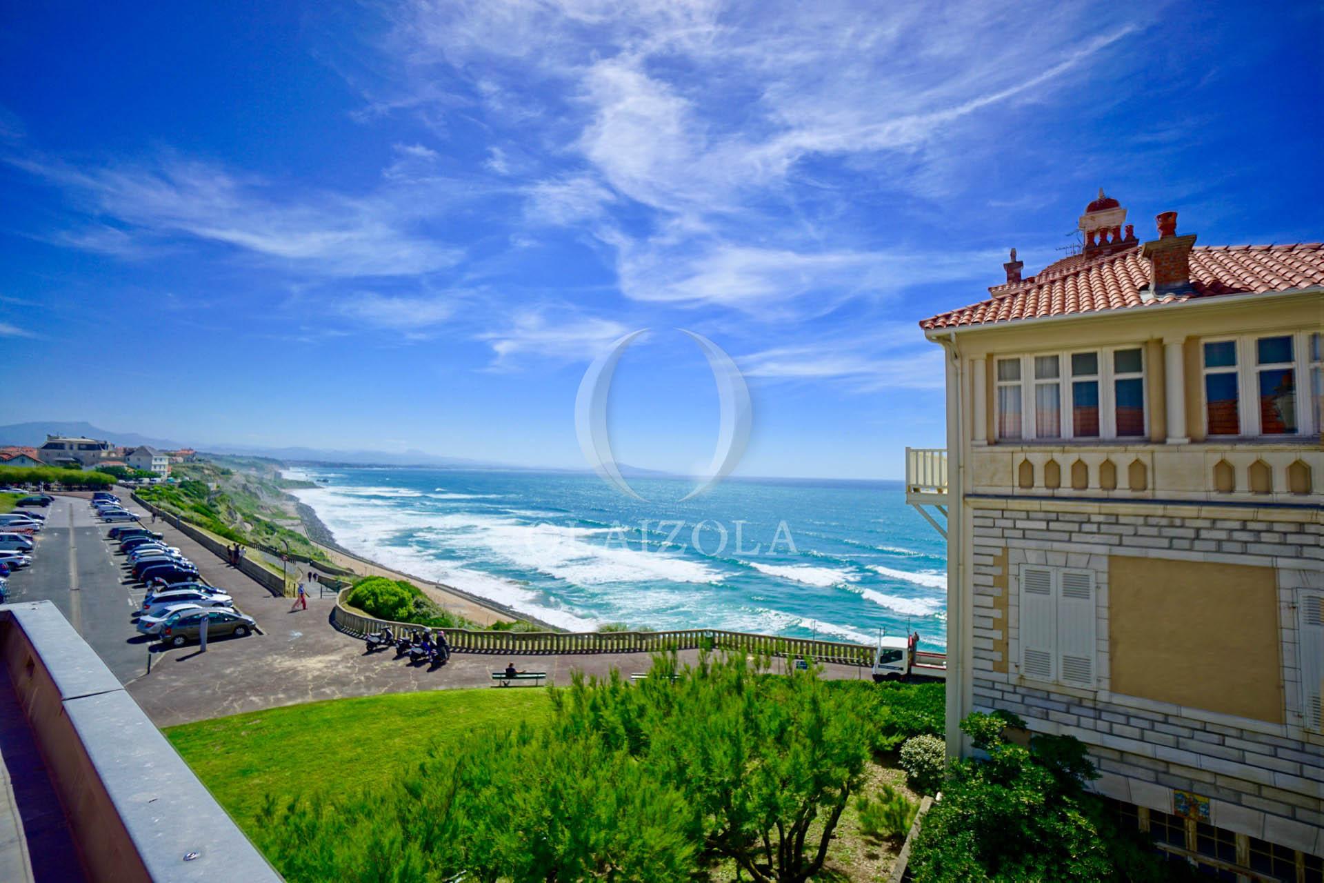 Vente Appartement Biarritz Vue Mer