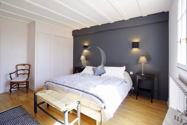location-vacances-bidart-olaizola-maison-piscine-jardin-4-chambres- 8 personnes-centre-ville-plages-garage-026