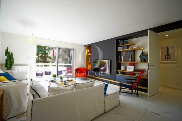 location-vacances-biarritz-appartement-T3-standing-residence-super-privee-terrasse-parking-grand-lit-ensoleillee-011