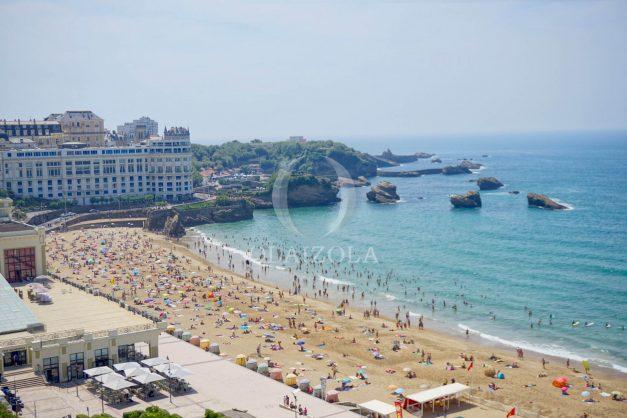 location-vacances-biarritz-studio-vue-mer-sublime-8-étages-loggia-grande-plage-premier-plan-victoria-surf-centre-ville017