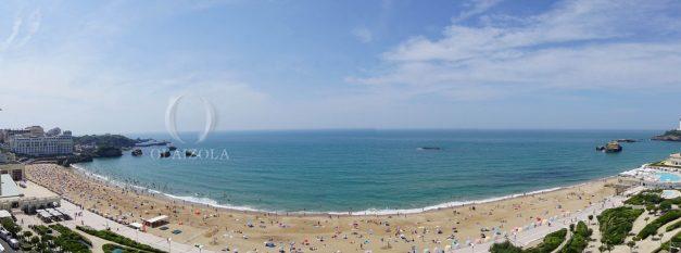 location-vacances-biarritz-studio-vue-mer-sublime-8-étages-loggia-grande-plage-premier-plan-victoria-surf-centre-ville019