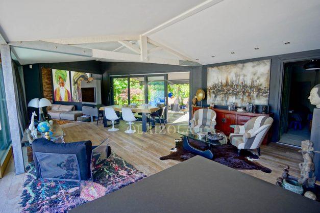 location-vacances-biarritz-villa-prestige-bord-du-lac-pontont-piscine-terrasse-agence-olaizola-23