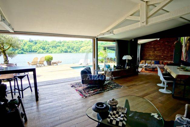 location-vacances-biarritz-villa-prestige-bord-du-lac-pontont-piscine-terrasse-agence-olaizola-27