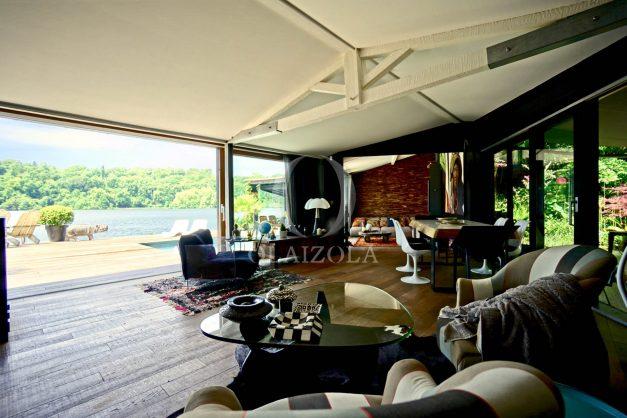 location-vacances-biarritz-villa-prestige-bord-du-lac-pontont-piscine-terrasse-agence-olaizola-28