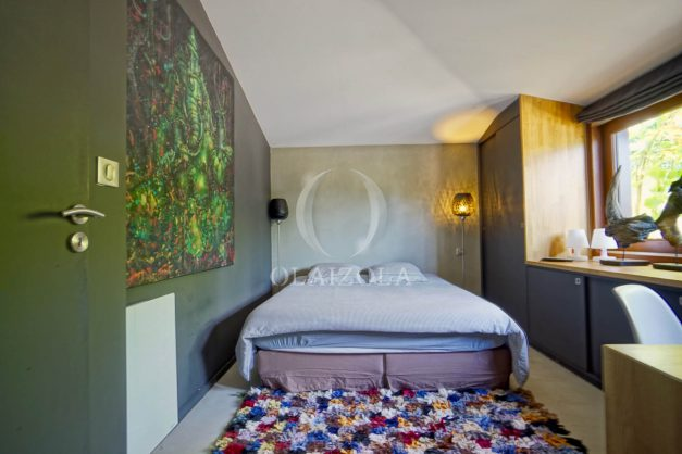 location-vacances-biarritz-villa-prestige-bord-du-lac-pontont-piscine-terrasse-agence-olaizola-42