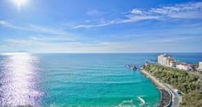 VUE IMPRENABLE SUR L'OCEAN