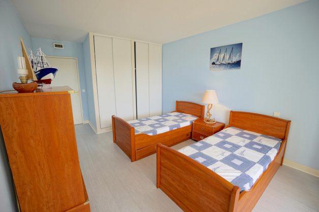 location-vacances-T4-Bidart-ilbarritz-roseraie-vue-mer-plage-parking-piscine - 007