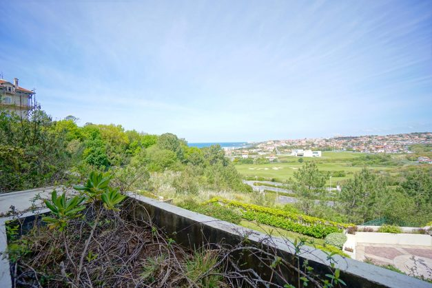 location-vacances-T4-Bidart-ilbarritz-roseraie-vue-mer-plage-parking-piscine - 018